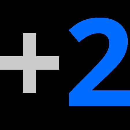 plus-2